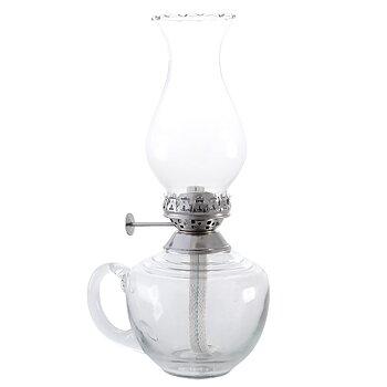 Strömshaga Fotogenlampa Låg med handtag