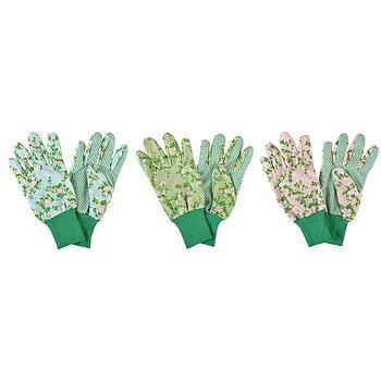 Trädgårdshandskar Blommor