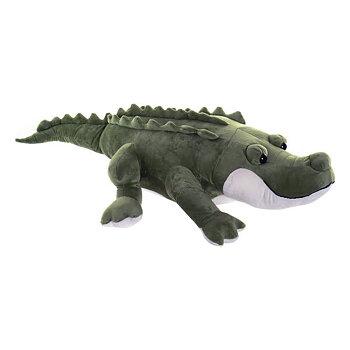 Mjukisleksak Dekodonia Krokodil Polyester (100 x 50 x 20 cm)