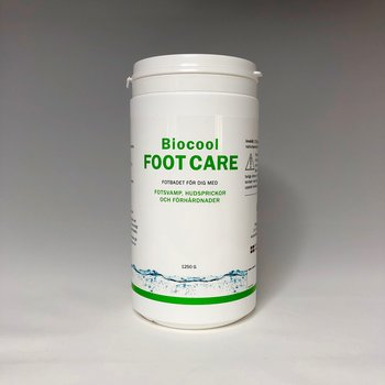 Foot Care, 1250 g