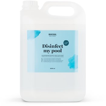 Disinfect my pool, 5000 ml