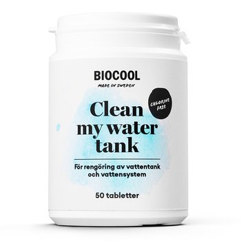 Clean my water tank, 50 tbl