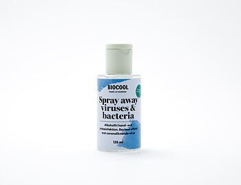 Spray away viruses & bacteria, 125 ml