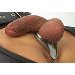 "Cock Ring L ""Teardrop """