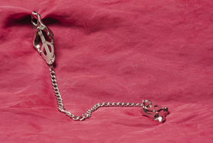Japanese Clover Clamps with Chain