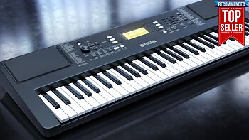 Yamaha PSR-E363 BLACK,DIGITAL KEYBOARD