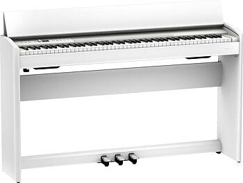 Roland F701-WH Vitt Digitalt Piano