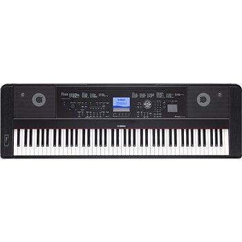 Yamaha DGX-660B Svart Digitalpiano