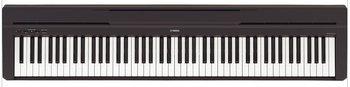 Yamaha P-45B Svart digitalpiano
