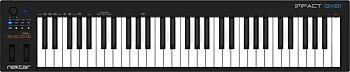 Nektar Impact GX61 - 61-tangenters USB-klaviatur med 7st knappar