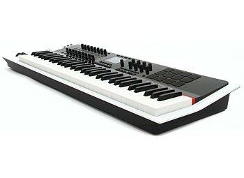 Nektar Panorama P6 - 61-tangenters USB-klaviatur med reglar, rattar & pads