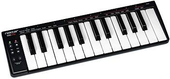 Nektar SE25 - 25-minitangenters USB-klaviatur med 6st knappar