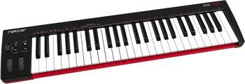 Nektar SE49 - 49-tangenters USB-klaviatur med en regel och 4st knappar
