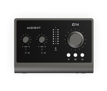 Audient iD14 MkII - 10in/4out Audio Interface