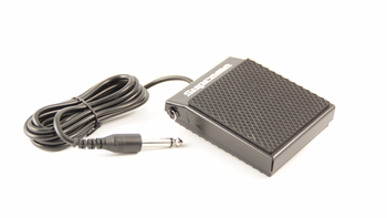 SSP2 | SUSTAIN PEDAL | SWITCHABLE POLARITY, METAL HOUSING