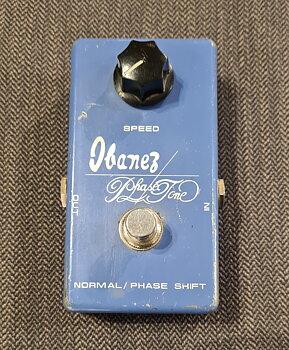 (Begagnad) Ibanez PT-999 70's Phase Tone Phaser