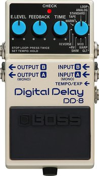BOSS DD-8 GUITAR EFFECTS
