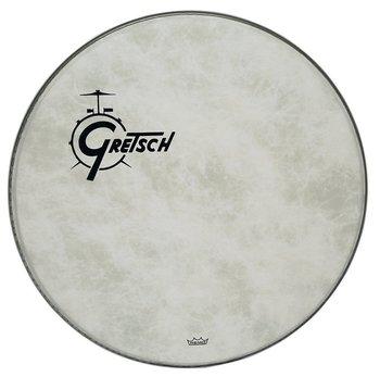 "Gretsch Bassdrum head Fiberskyn 18"""