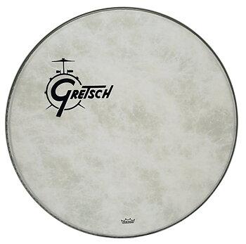 Gretsch Bassdrum head Fiberskyn 22''