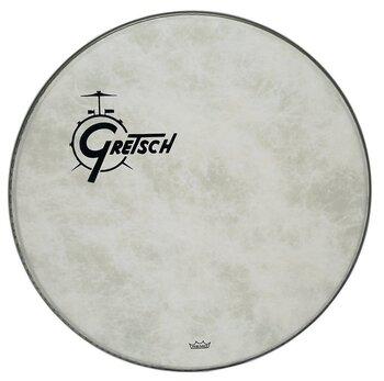 Gretsch Bassdrum head Fiberskyn 26''