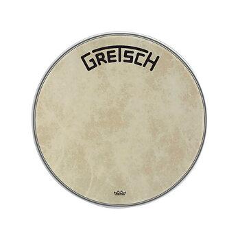 "Gretsch Bassdrum head Fiberskyn 22"""
