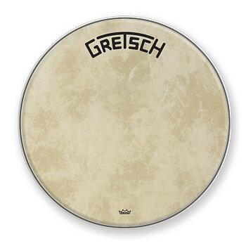 "Gretsch Bassdrum head Fiberskyn 26"""