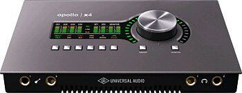 Universal Audio Apollo X4 - 12/14-in/ut