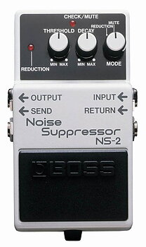 BOSS NS-2 NOISE SUPPRESSER