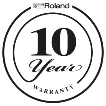 Roland GP607-PE Digitalflygel Svartpolerad