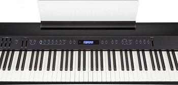 Roland FP-60 Digitalpiano svart