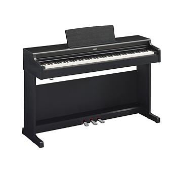 Yamaha YDP-164B Svart Digitalpiano