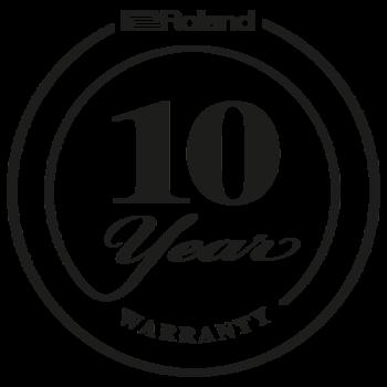Roland HP704-CH Digitalpiano Svart