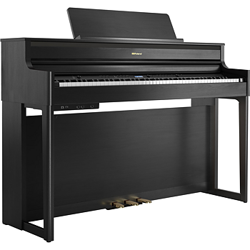 Roland HP704 Digitalpiano Svart