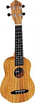 ORTEGA RFU10Z Sopran ukulele med Gigbag