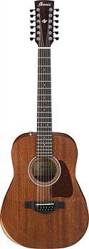 IBANEZ AW5412JR-OPN Westerngitarr 12-str. J:r med bag