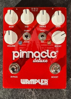 (Begagnad) Wampler Pinnacle Deluxe V2