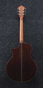 IBANEZ AE900-NT Western gitarr m/mik, Prestige med case