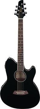 IBANEZ TCY10E-BK stålsträngad gitarr med mik.