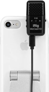 IK Multimedia iRig Mic Cast HD inkl. kabel