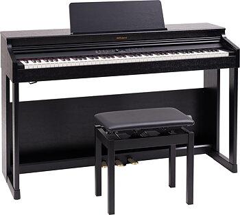 Roland RP701-CB Svart Digitalt Piano