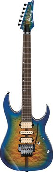 IBANEZ RG6PFGMLTD-GBB Elgitarr med gigbag, Premium Limited