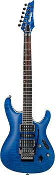 IBANEZ S6570Q-NBL Elgitarr med hardcase, Prestige