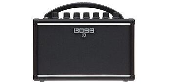 BOSS Katana Mini - Batteridriven gitarrförstärkare