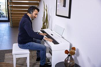Roland FP-60X- Vitt Digitalt Piano