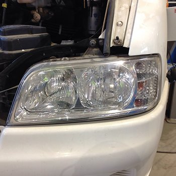 Headlight Left Fiat Ducato -2005