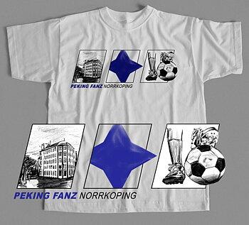 Peking Fanz - T-shirt barn
