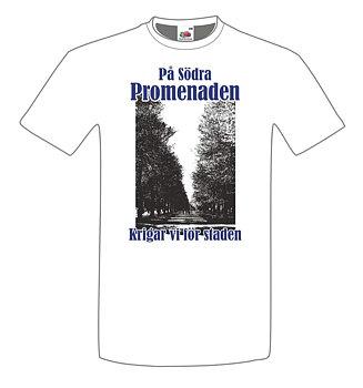 Södra Promenaden - T-shirt