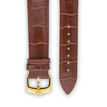 Leather Strap - Light brown