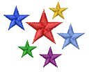 Brodyr 5 - Stjärnor flerfärgade
