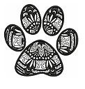 Brodyr 55 - Dekorativ tass